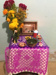 An ofrenda to my parents.